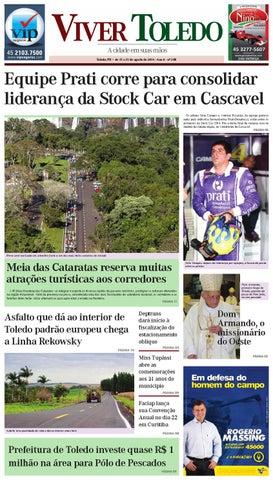 9b29261a6374b 248ª edição do Jornal Viver Toledo by JORNAL VIVER TOLEDO - issuu