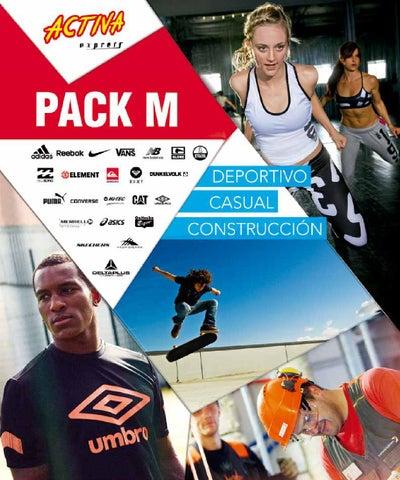 sale retailer d372c ee639 Catálogo deportivo - Pack M - Activa Express Venta por catálogo by ...