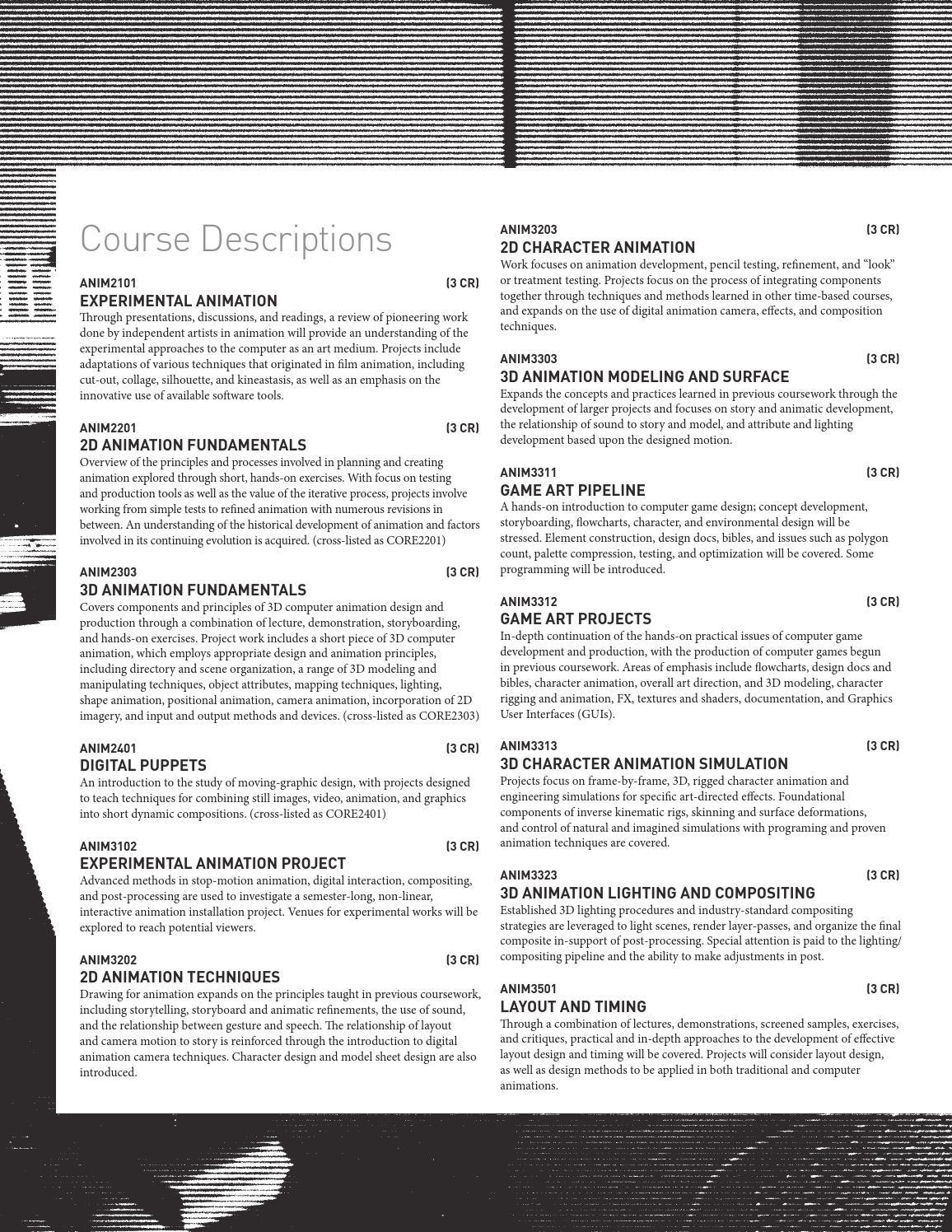 Undergraduate Course Catalog 2014-2015 by Columbus College