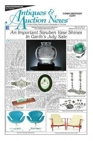 1a5b70d355 Antiques   Auction News 082214 by Antiques   Auction News - issuu