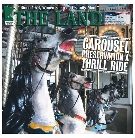 THE LAND ~ Aug  1, 2014 ~ Southern Edition by The Land - issuu