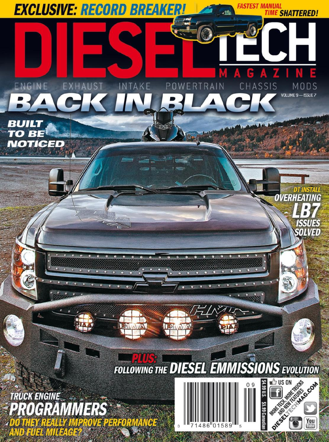 Diesel tech magazine 2014 09 by Kevin Huynh - issuu