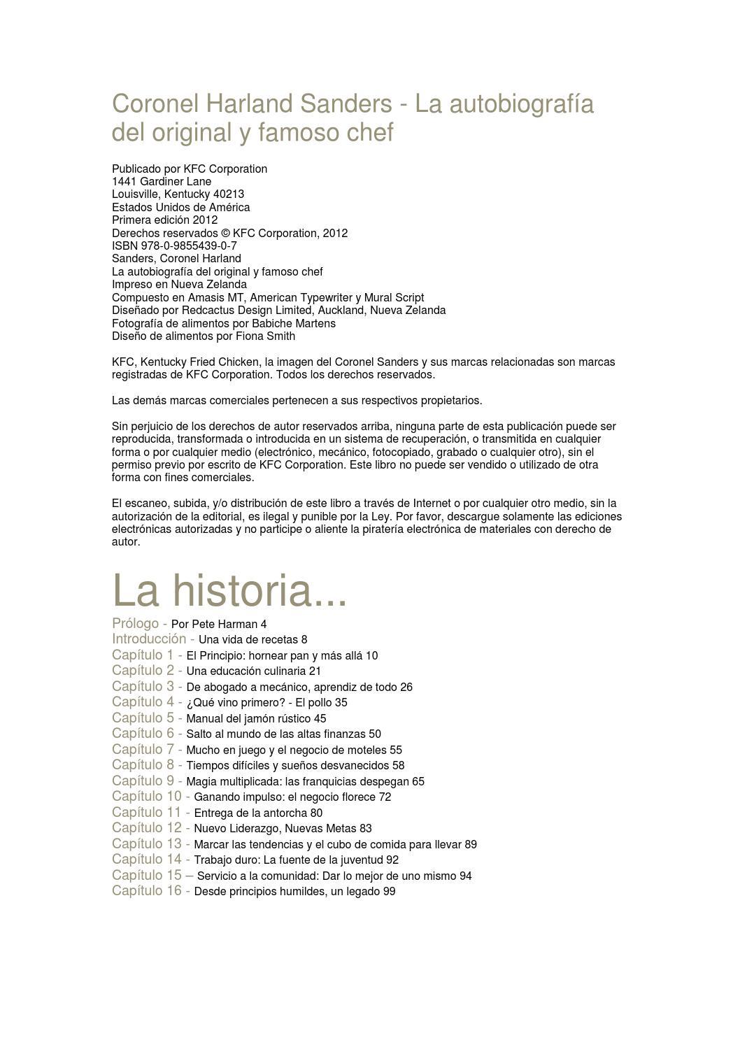 Kfc by Jose Carlos Fuertes - issuu