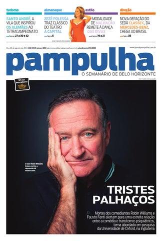 317e52430 Pampulha - Sáb, 16/08/2014 by Tecnologia Sempre Editora - issuu
