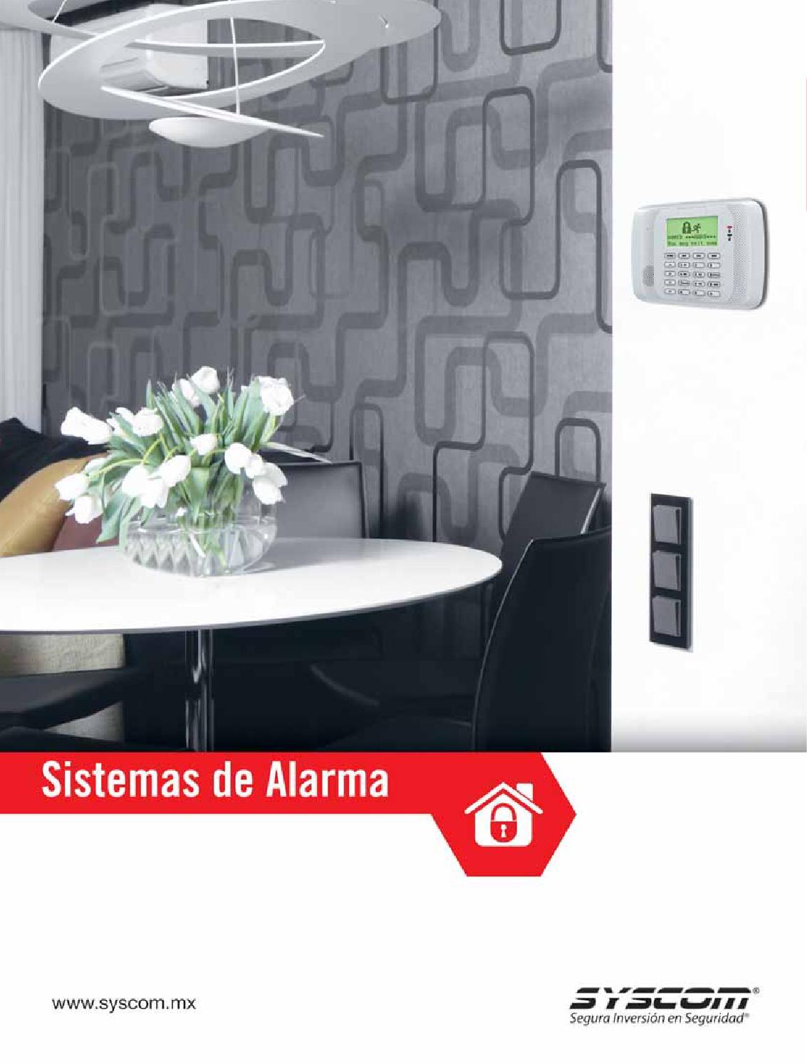 Sistemas de alarmas electr nicas by cjp telecom issuu - Sistemas de alarma ...