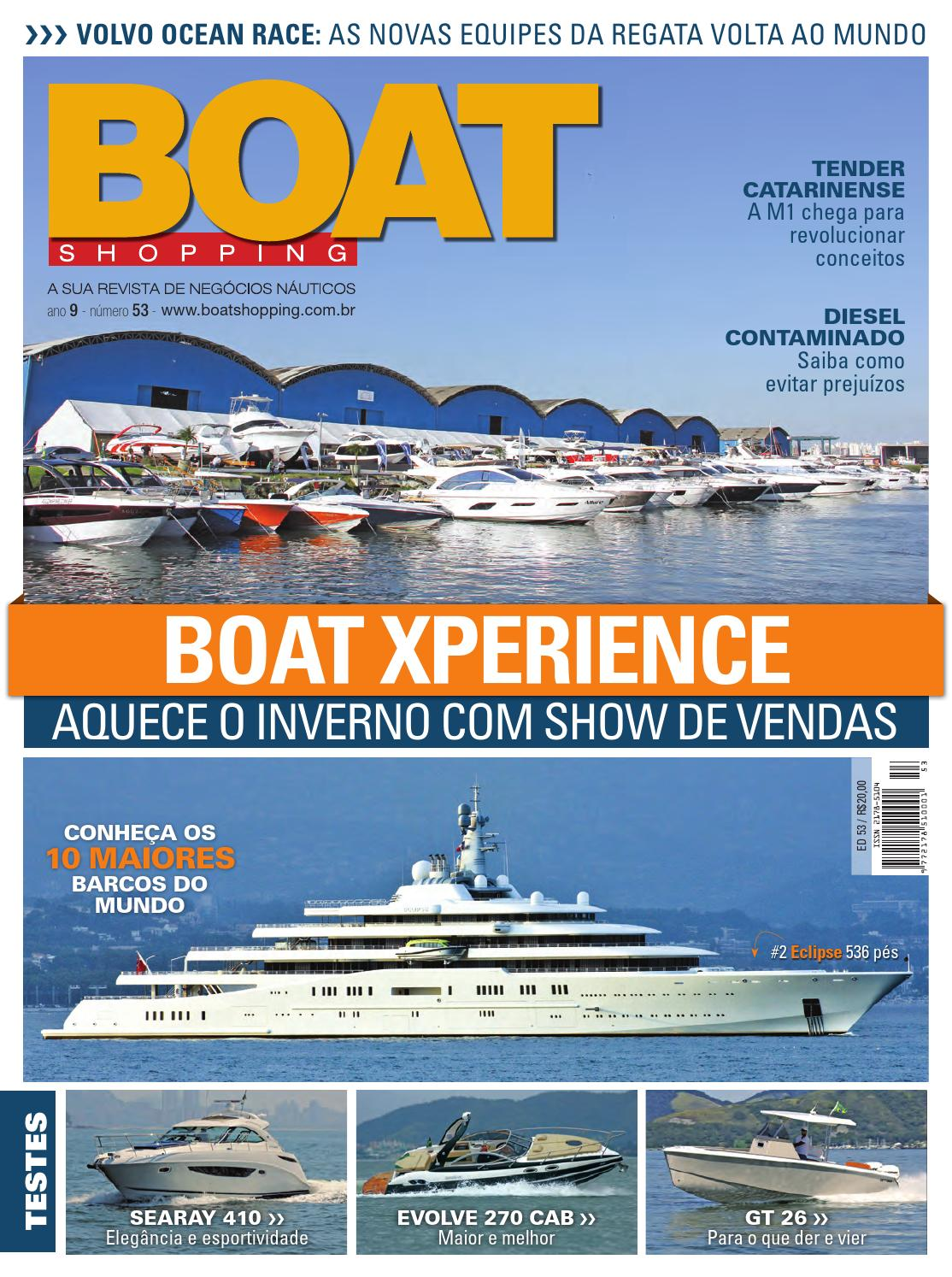 76ad85980b8 Revista Boat Shopping  53 by Boat Shopping - issuu