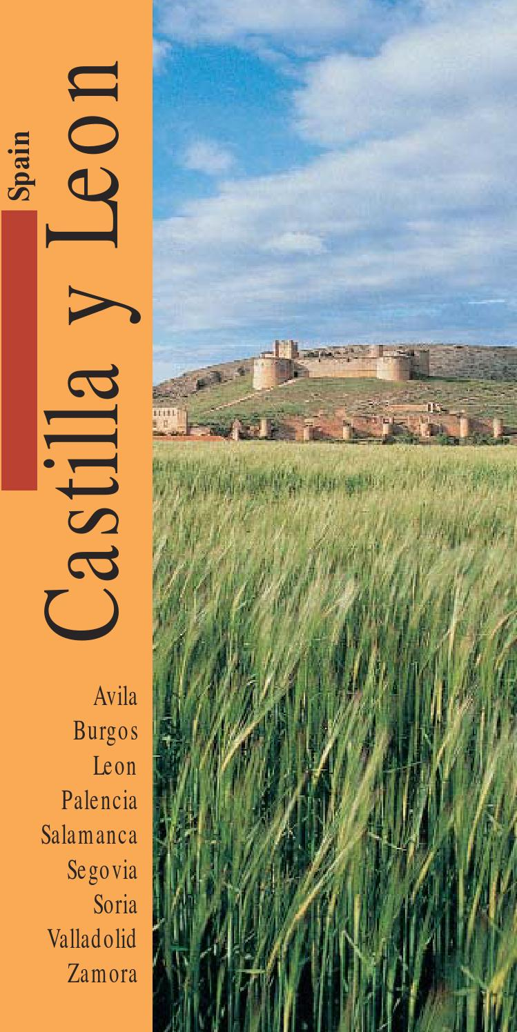 Castilla y Leon by Bookletia - issuu