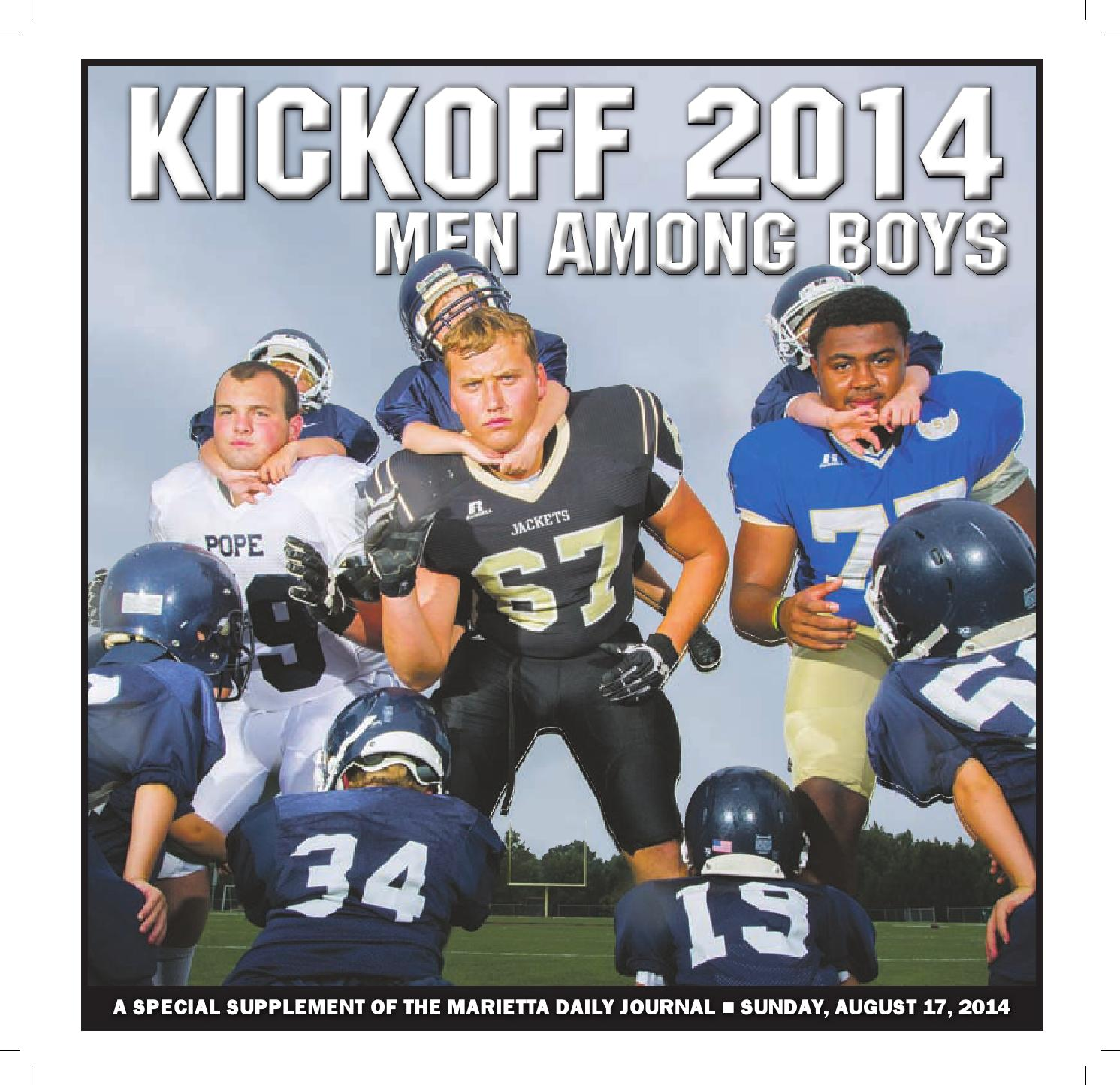 Kickoff 2014 by Otis Brumby III - issuu 8f574964a