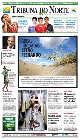 Tribuna do Norte - 17 08 2014 by Empresa Jornalística Tribuna do ... eeb7c926df762