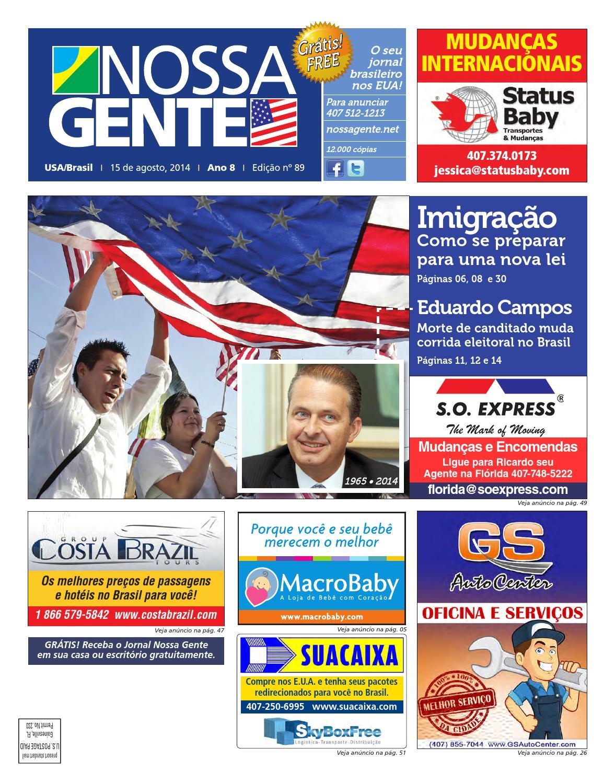 03ba504c7a771 Nossa Gente 89 by Nossa Gente - issuu