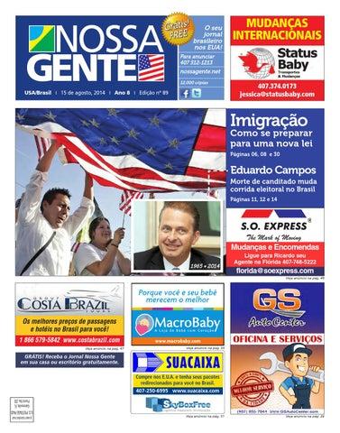 Nossa Gente 89 by Nossa Gente - issuu 9298faeba15b3