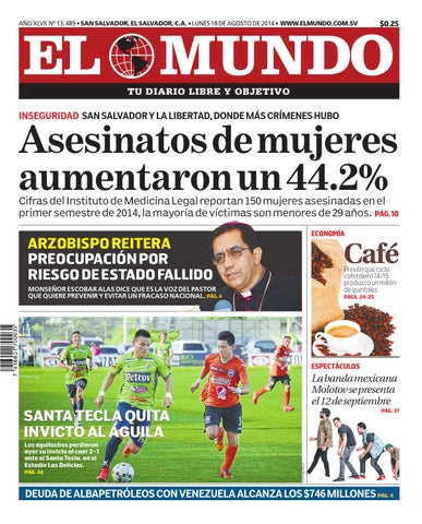 Mundo180814 by Diario El Mundo - issuu 3db47ec6c1ee0