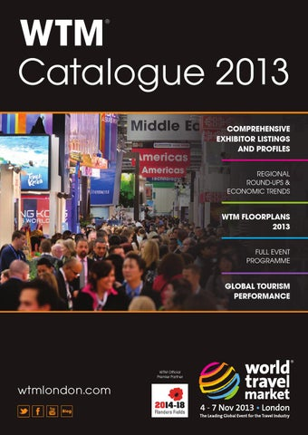 Wtm 2016 catalogue by event publishing services issuu fandeluxe Image collections