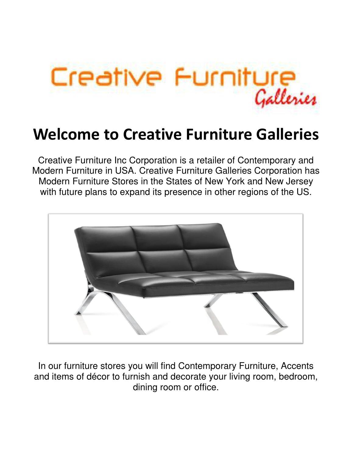 Creative Furniture Inc By Creative Furniture Inc   Issuu