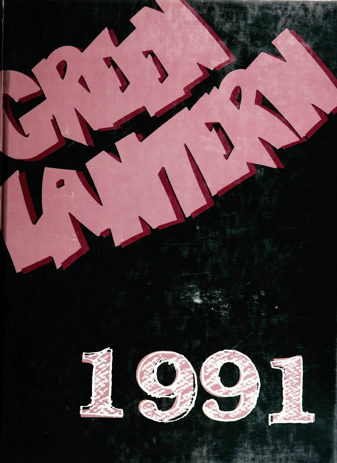 1991 Green Lantern by Proctor Academy - issuu
