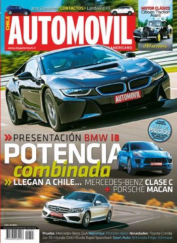 super popular 09891 7a955 Automóvil Panamericano Edición Chilena (N°58 Junio-Completa by RS ...