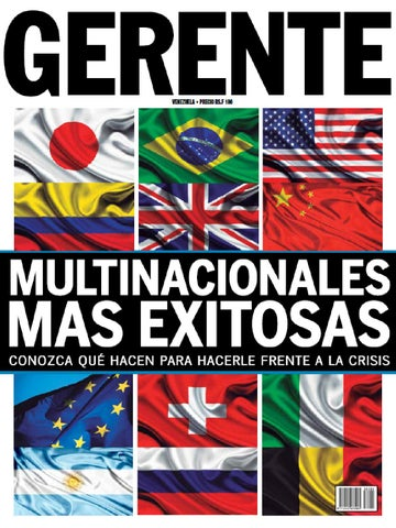 Revista Gerente Venezuela 308 by Zulay Rodríguez issuu