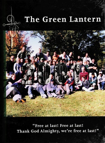 2001 Green Lantern by Proctor Academy - issuu