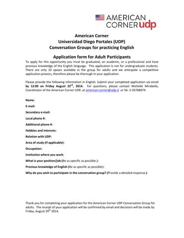 page_1_thumb_large Job Application Form Hobbies And Interests on for teens, clip art, chinese students,