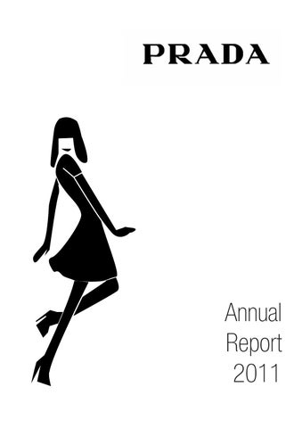 prada annual report