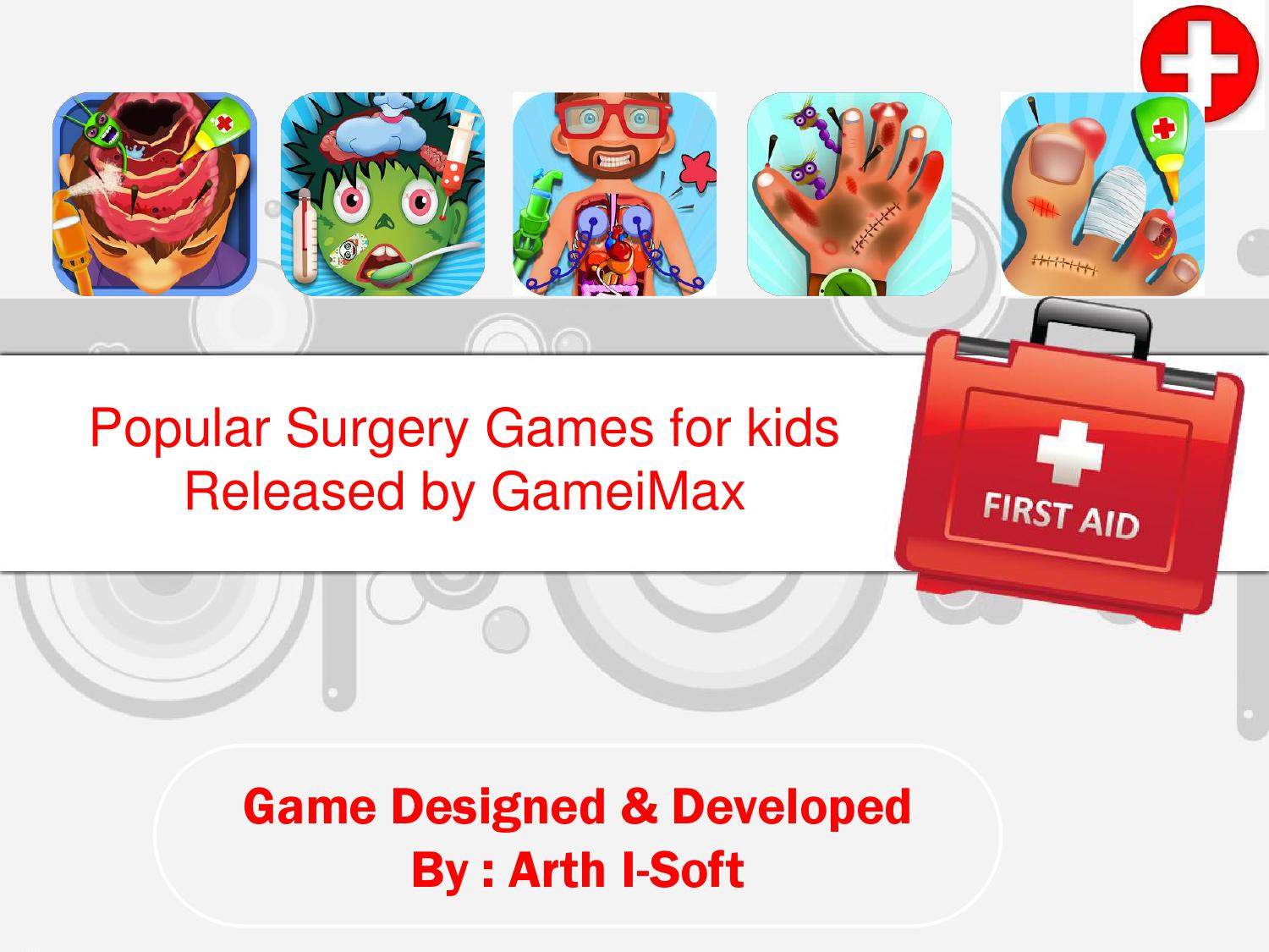 Popular surgery games for kids released by gameimax by laura kelly popular surgery games for kids released by gameimax by laura kelly issuu solutioingenieria Image collections