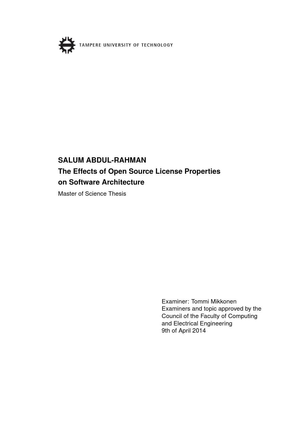 Salum Abdul-Rahman by Gofore - issuu