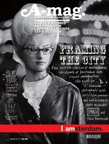 dd009073231a A-mag – Amsterdam Magazine  Vol 2