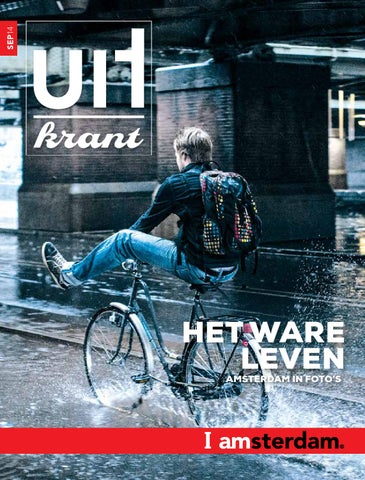 Uitkrant September 2014 By Amsterdam Partners Issuu