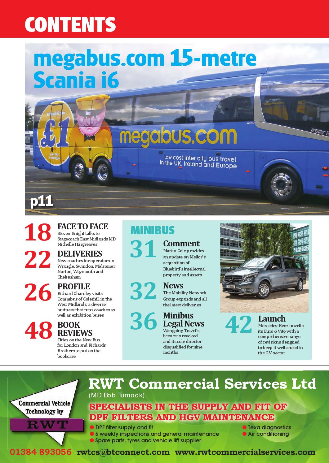 Coach & Bus Week : Issue 1151 by Coach and Bus Week & Group