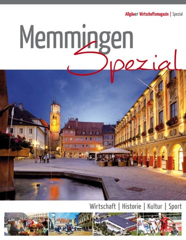 Spezialausgabe_Memmingen by Thomas Tänzel - issuu