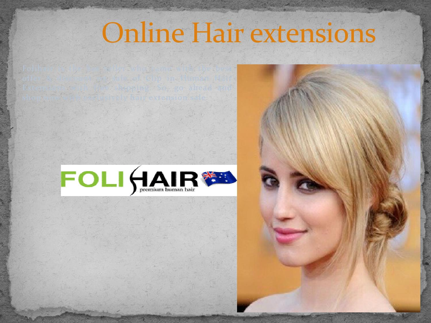 Human hair extensions australia by hairextension issuu pmusecretfo Image collections