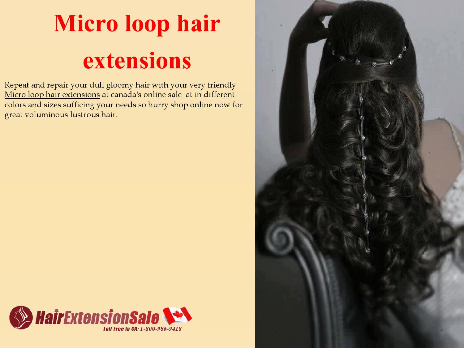 Human Hair Extensions On Sale By Hairextension Issuu