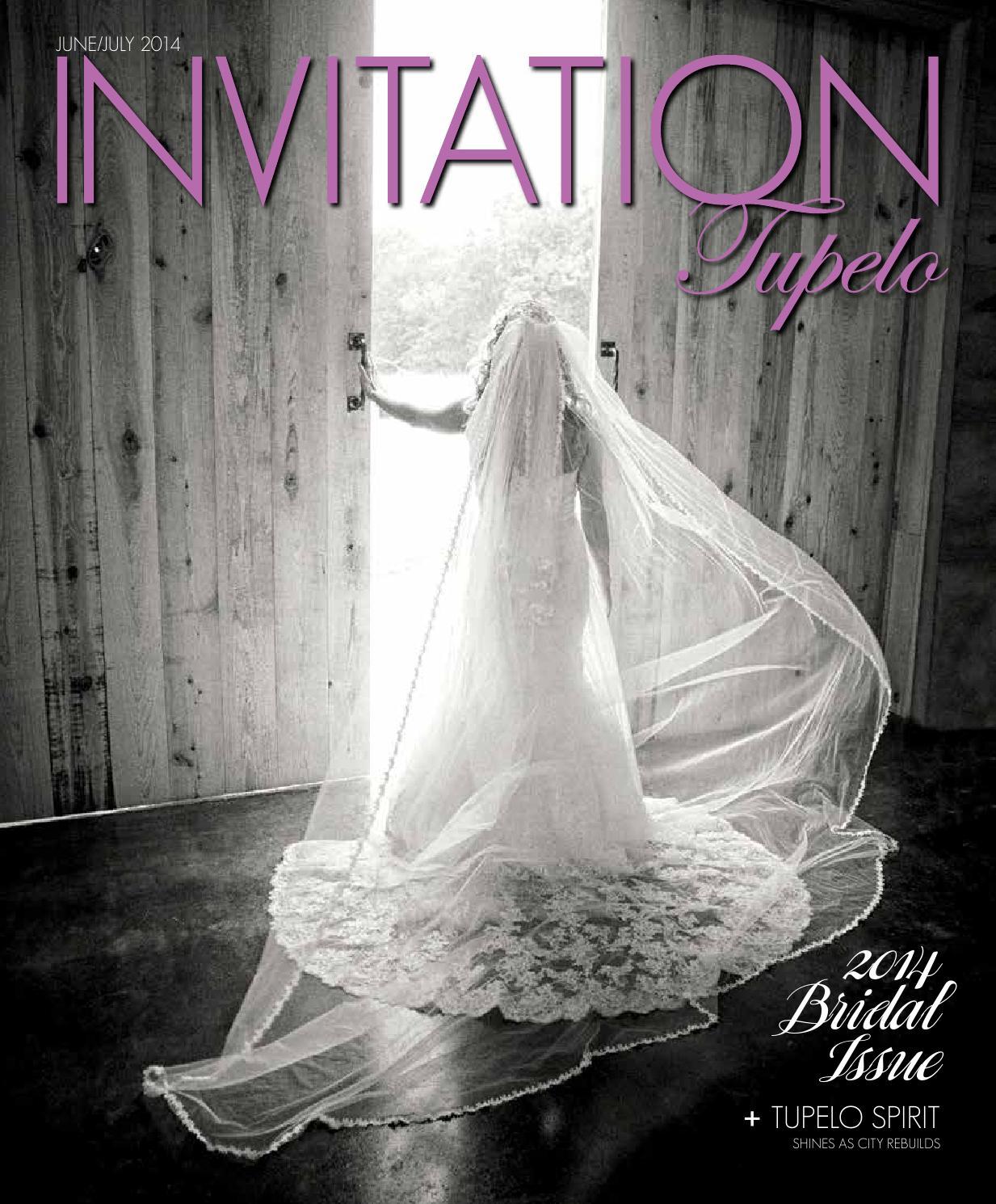 Bridal 2014 it by invitation magazines issuu arubaitofo Image collections