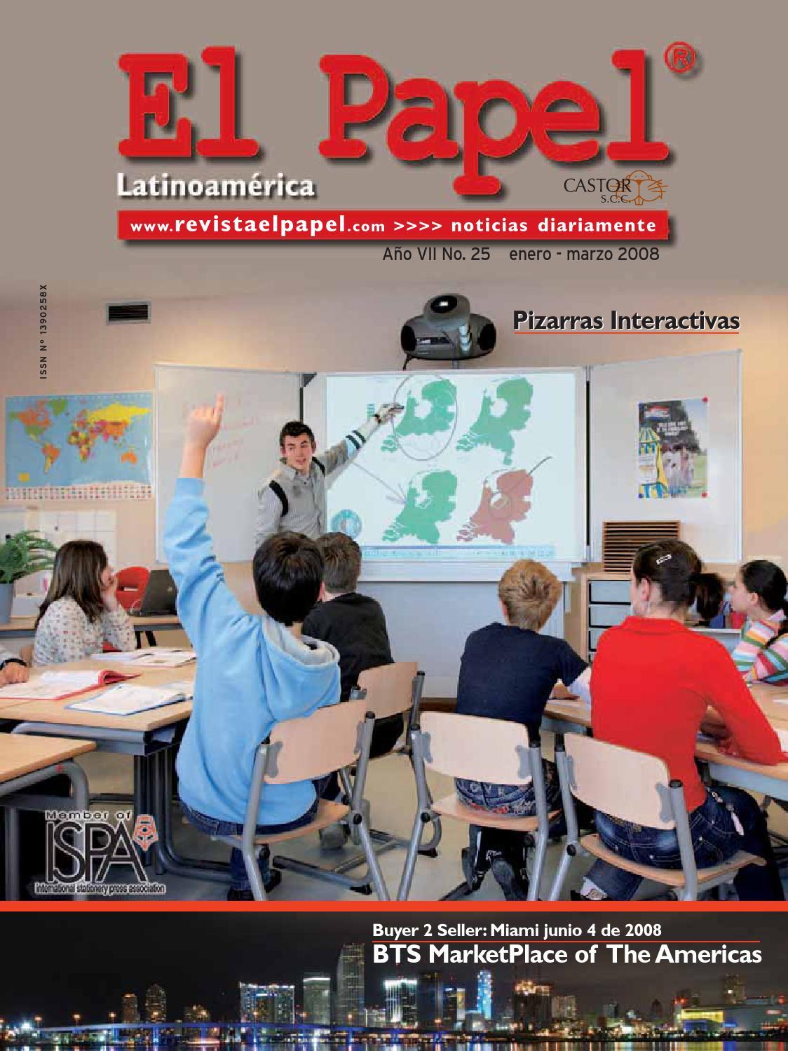 El Papel Latinoamérica - Edición 25 by Revista El Papel ...