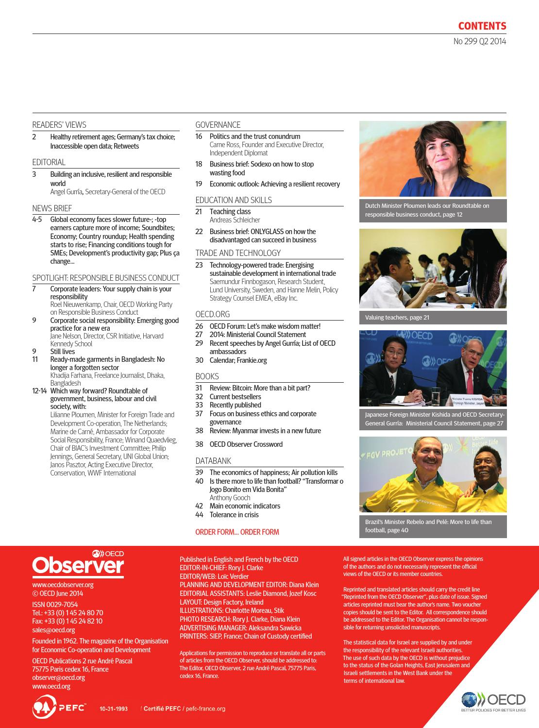 OECD Observer No 299 Q2 2014 by OECD - issuu 73482d1ac