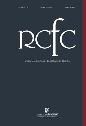 Revista Colombiana de Filosofía de la Ciencia - RCFC by Universidad ...