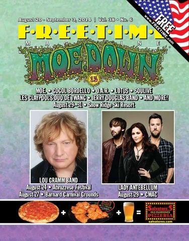 98pxy Summer Jam 2020.Freetime Magazine August 20 September 3 2014 By