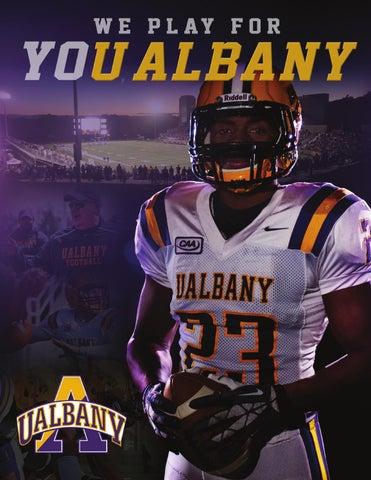 2014 UAlbany Football Media Guide by UAlbany Athletics issuu  supplier