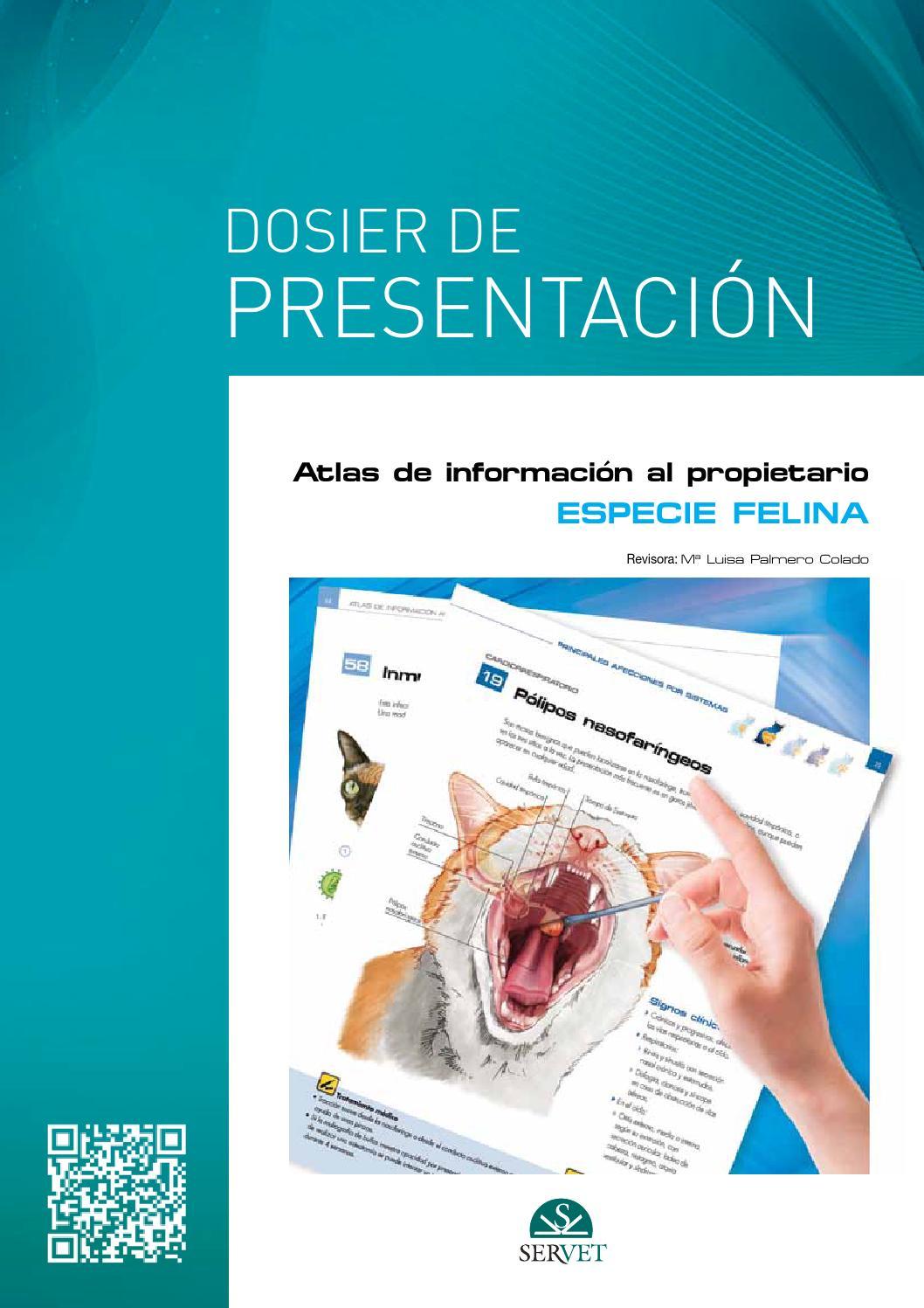 Atlas de información al propietario. Especie Felina by Grupo Asís ...