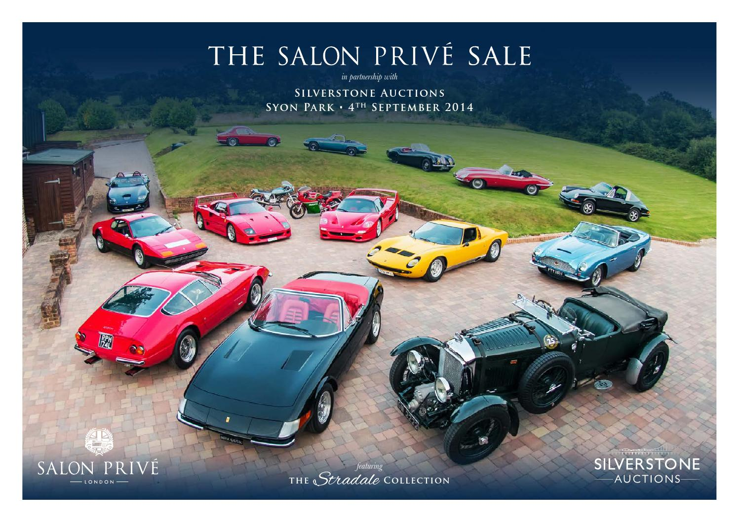 The Salon Priv Sale Auction Catalogue By Marcelle Smith Issuu 1951 Simca Wiring Diagram