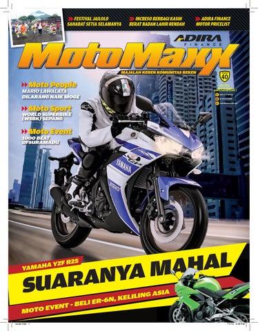 Motomaxx 07 2014 by Adira Member - issuu 664ecf02d3