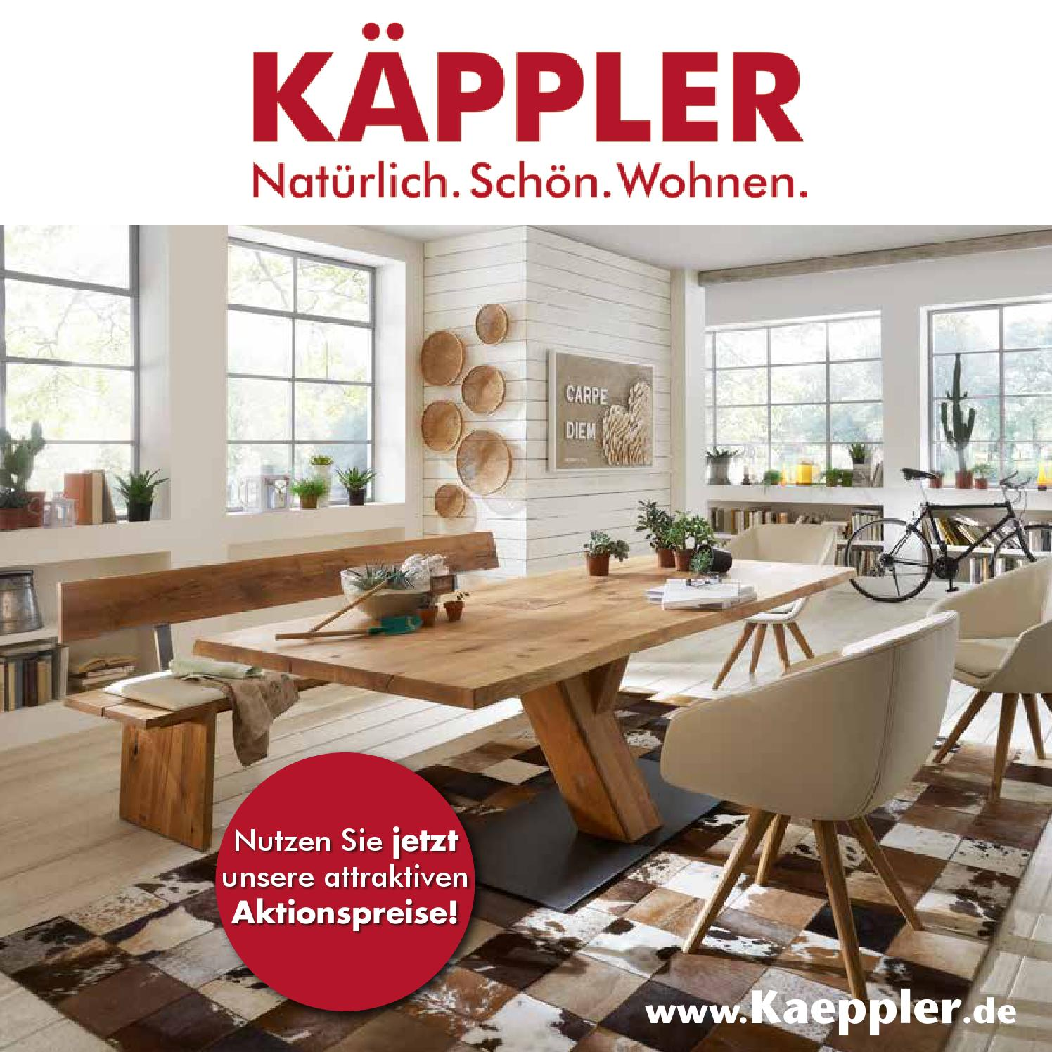 Käppler Möbel magazin pure natur käppler 14kaeppler wohnen - issuu