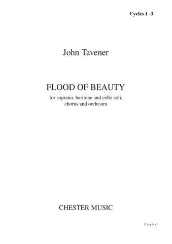 Tavener FLOOD OF BEAUTY Vol 1 by ScoresOnDemand - issuu