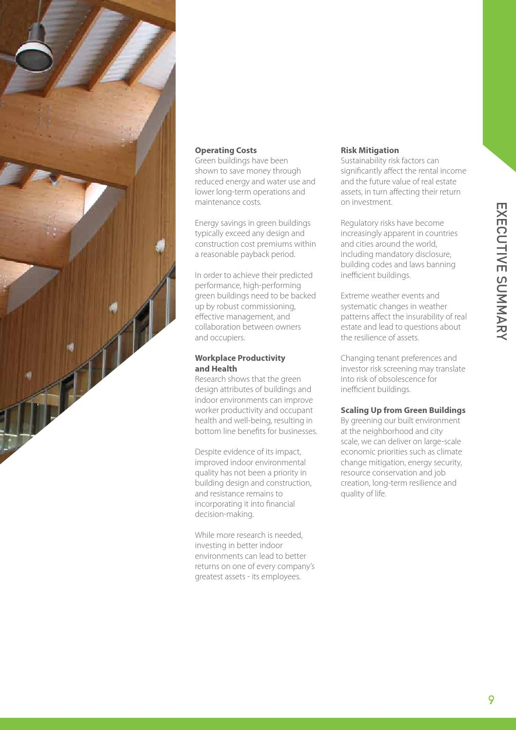 PRP Business Case for Green Building by PRP Architects - issuu