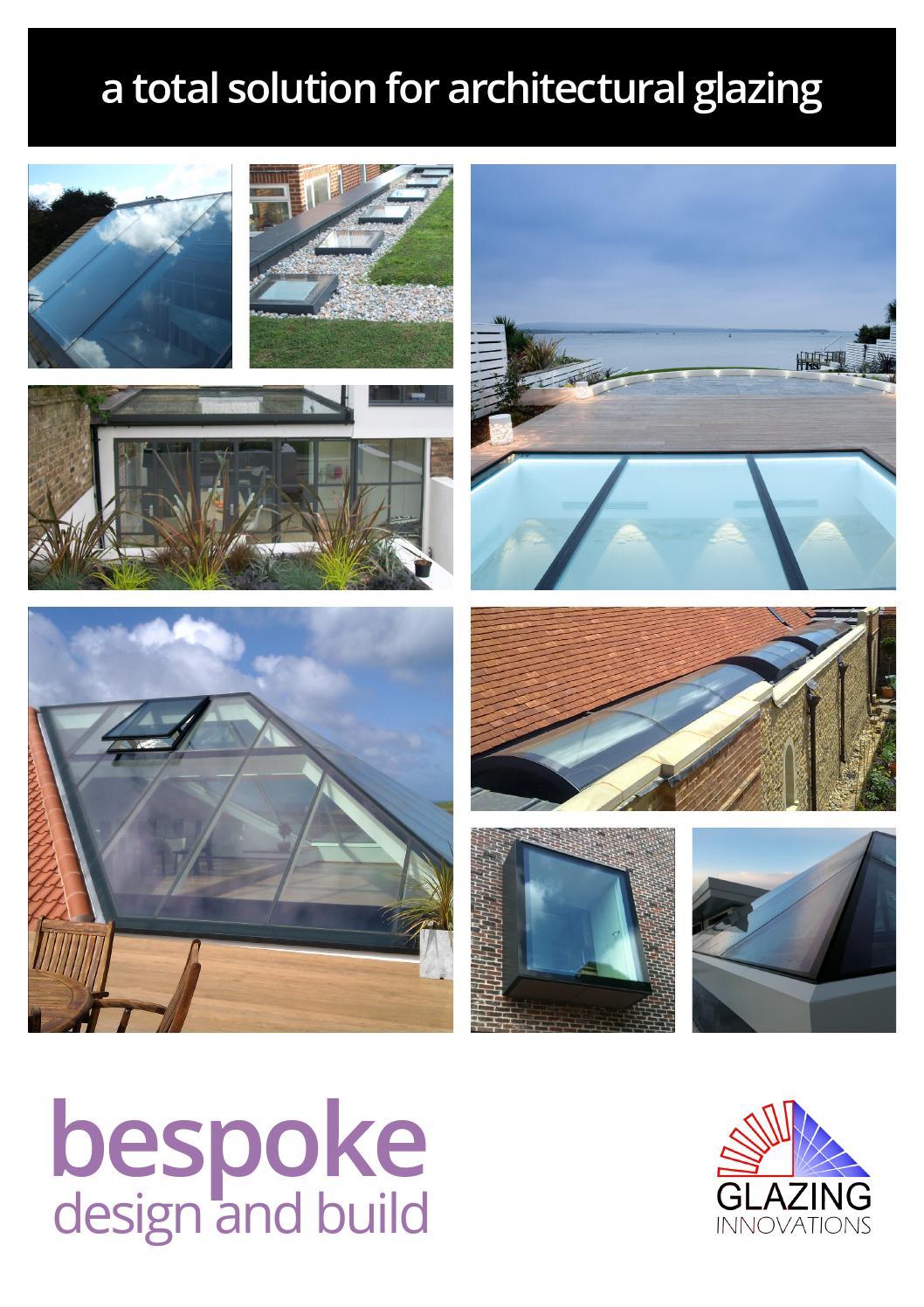 Bespoke Design Amp Build By Glazing Innovations Issuu