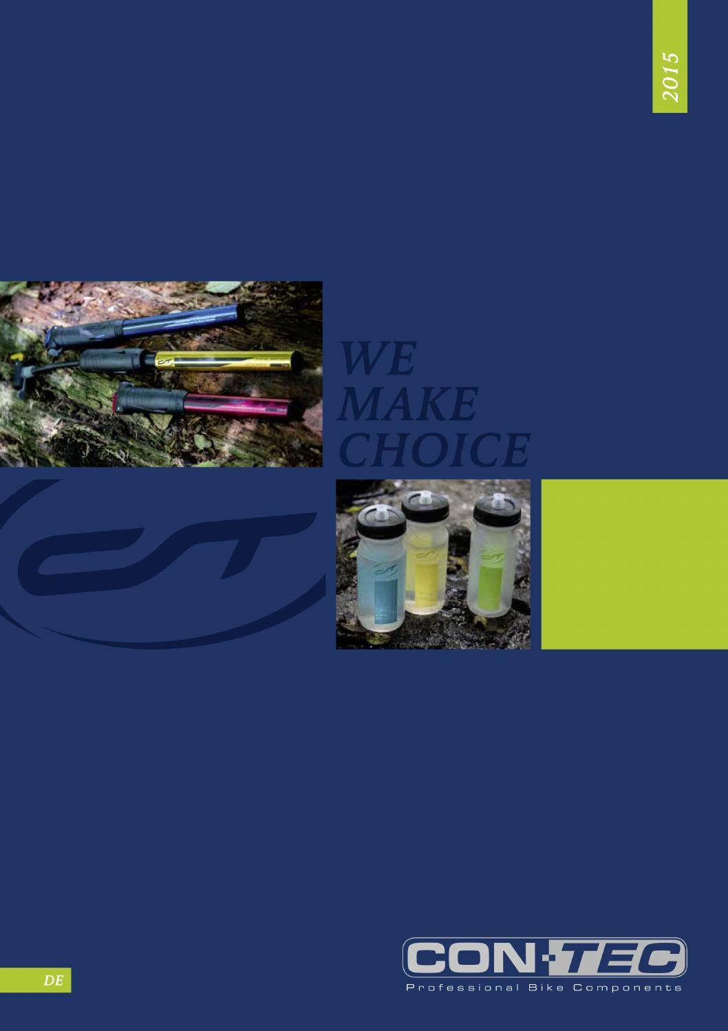 Tektro V-Brake BX 25 Catridge Bremsnelag für Alu Felge Montagematerial