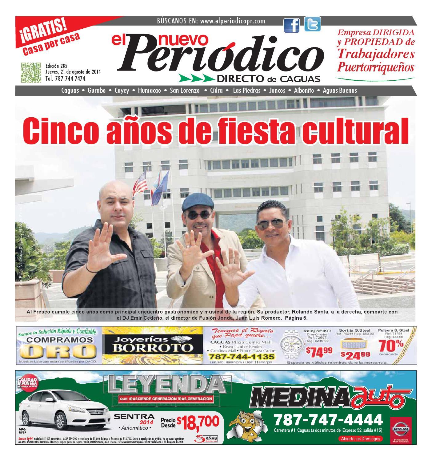 El Nuevo Peri³dico 284 by El Nuevo Periodico de Caguas issuu
