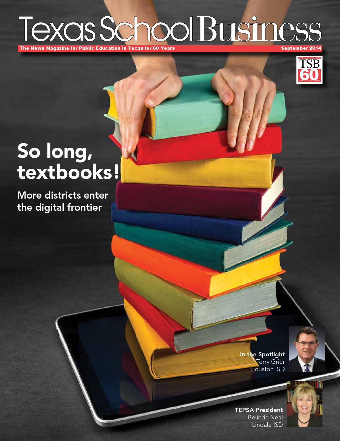 Tsb September 2014 By Texas Association Of School Administrators Issuu