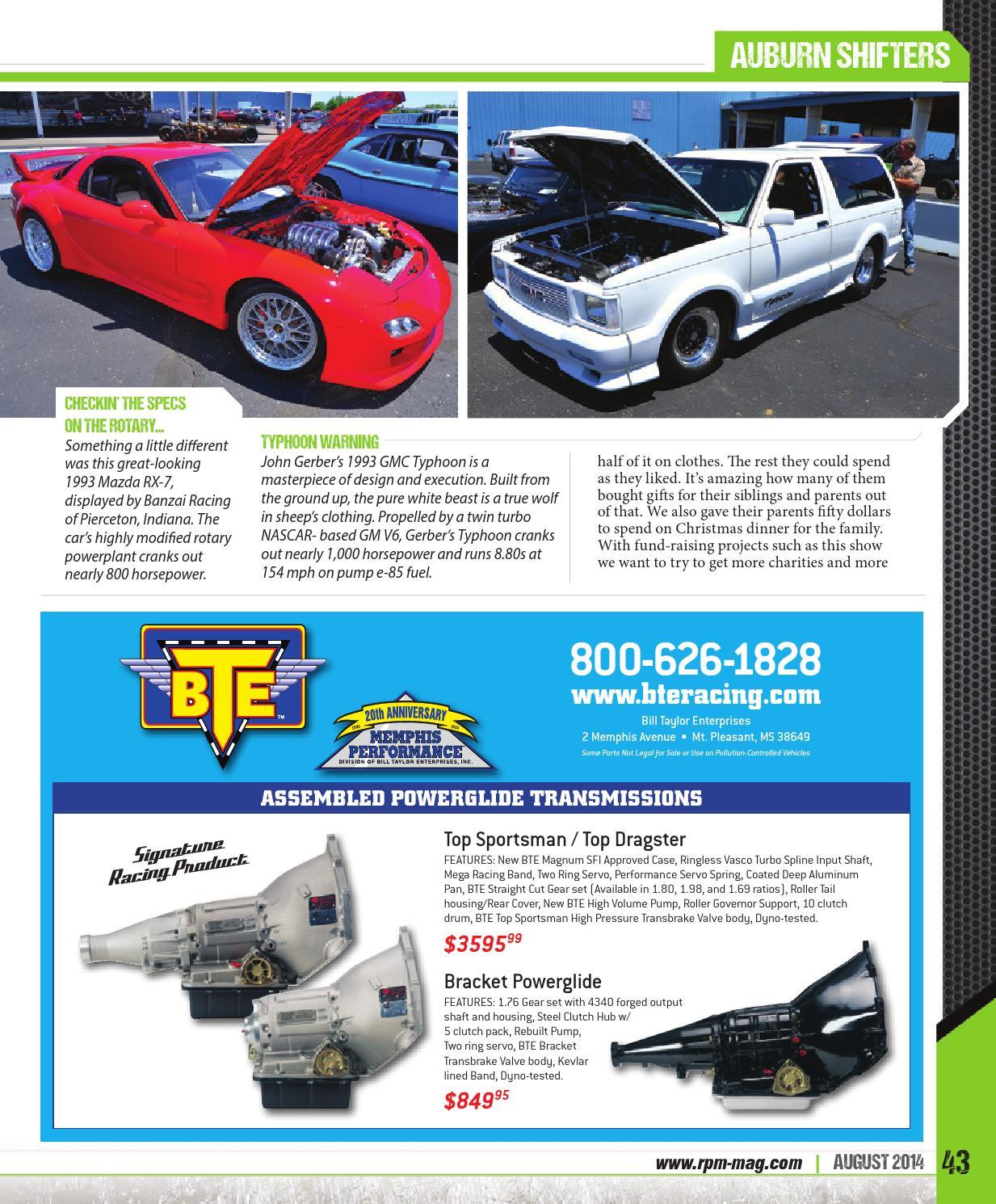 RPM Magazine August Issue 2014 by RPM Magazine - issuu