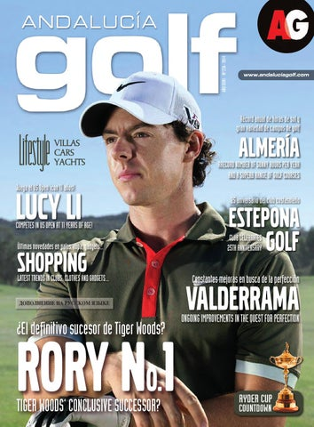 Revista Andalucía Golf Nº 226 - Agosto 2014 by Golf en Red - issuu d72d1be53cc